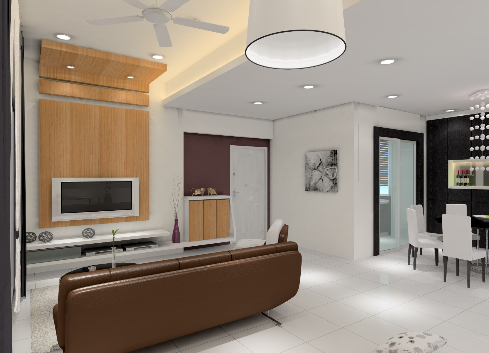 Interior design malaysia l expert interior design renovation company l yk - House of design ...