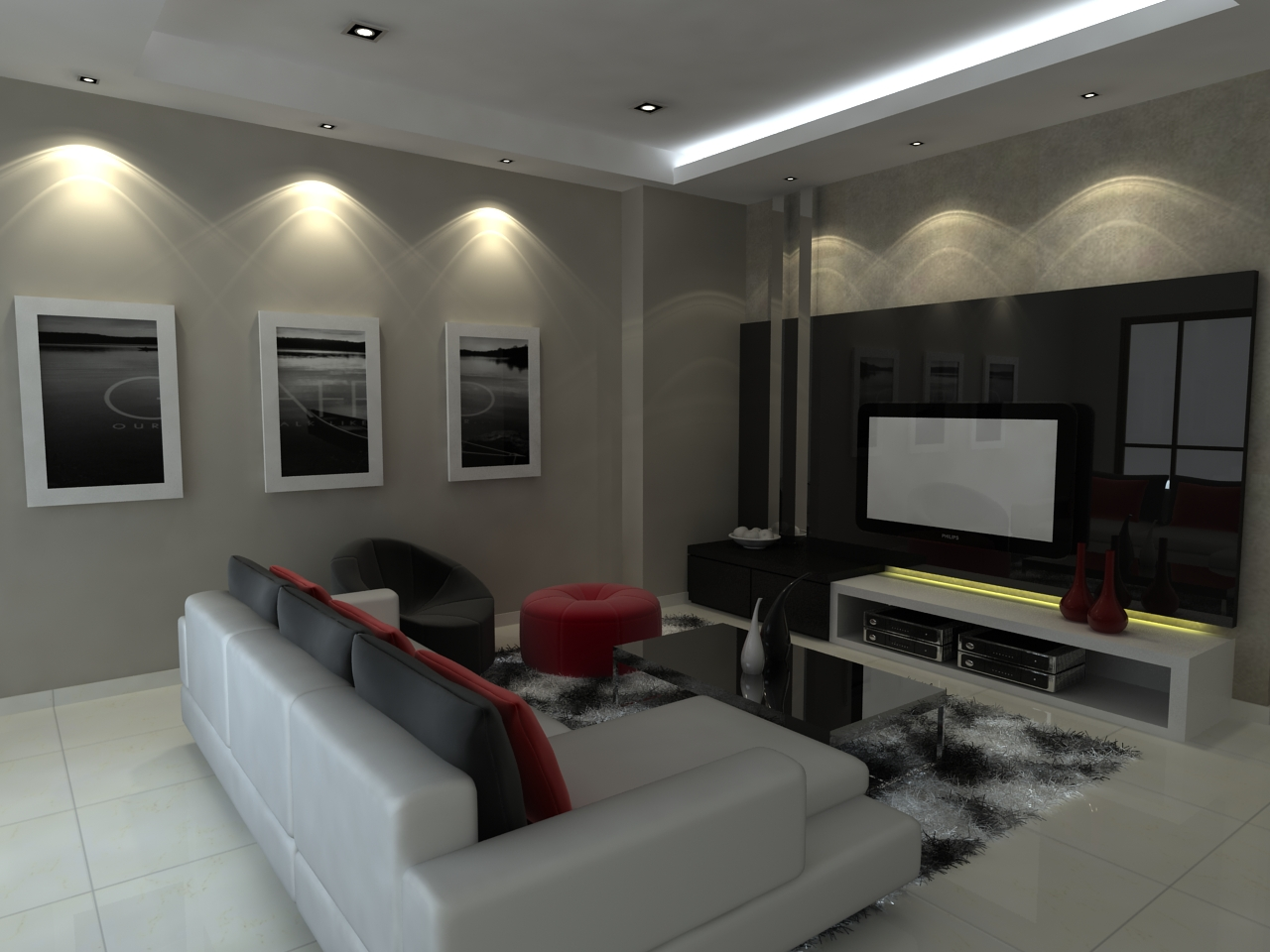 Home interior design ideas malaysia home design and style for Modern living room malaysia