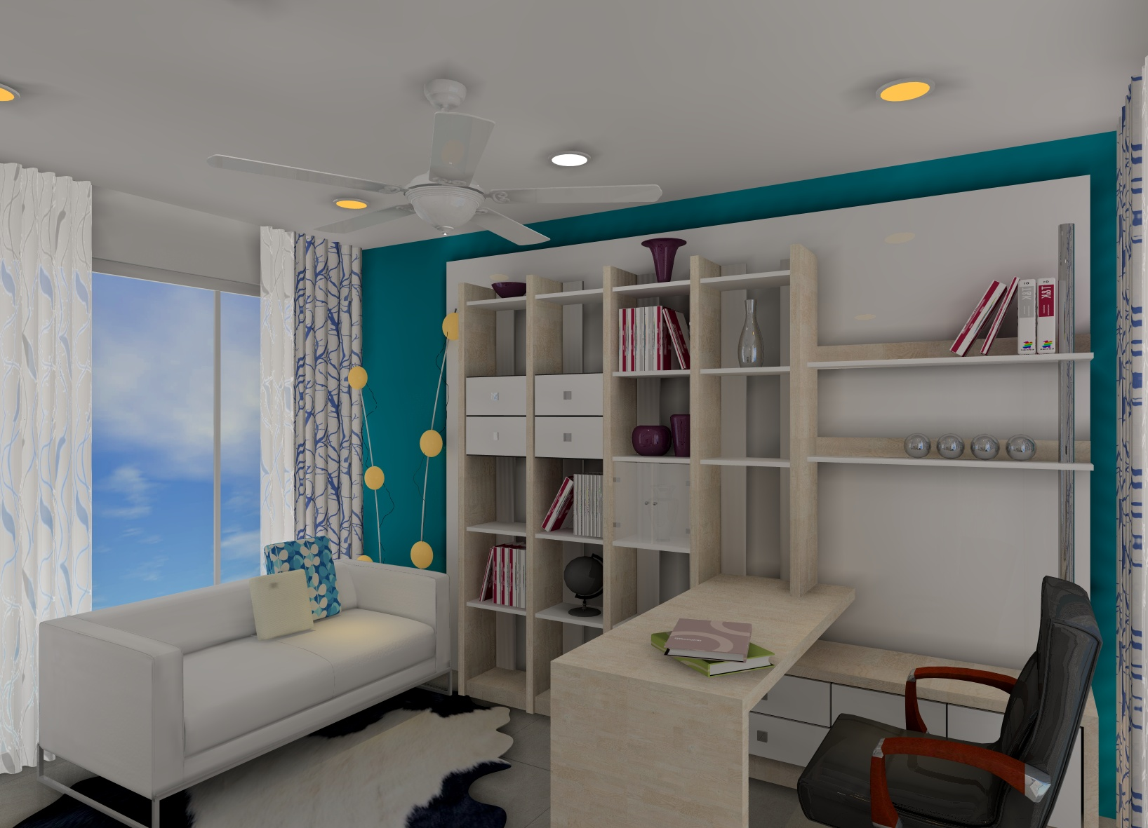 Study Room Interior Design Interior Design Malaysia L Expert Interior Design Renovation